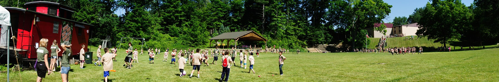 Maranatha Day Camp rec area (2014)