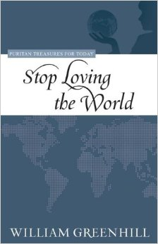 stop loving the world
